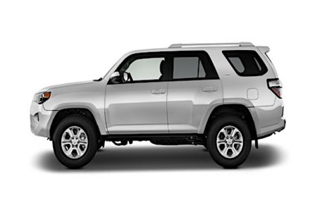 Toyota 4 Runner Automatic 7 seaters